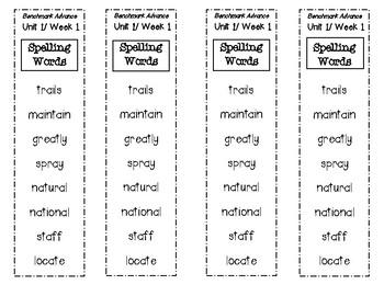 year 4 spelling words pdf