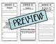 Benchmark Advance Grade 4 - Unit 8 Reading Brochure / Bookmark