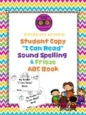 "3j. Benchmark Advance ""I Can Read"" Sound Spelling & Frieze ABCs"