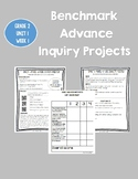 Benchmark Advance Inquiry Project Gr 2 Unit 1 Week 1