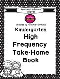 3b. Benchmark  Kinder Take Home Sight Word Book Challenge (60 words)