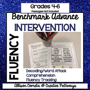 Benchmark Advance Fluency Fourth Grade, Benchmark Advance Fifth Grade
