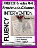 Benchmark Advance 4th Grade, Benchmark Advance 5th Grade, Freebie