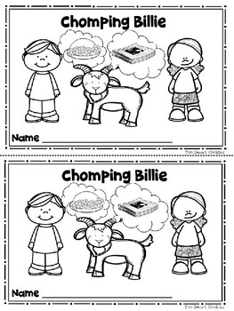 Benchmark Advance Kinder Emergent Book Unit 9 Chomping Billie