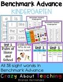 Benchmark Advance-Kindergarten