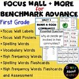 Benchmark Advance-First Grade