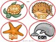 Benchmark Advance Kindergarten High-Frequency List A-D Fishing Game (38 Words)