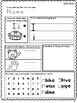 1j. Benchmark Advance Kindergarten Morning Work Unit 10