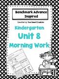 1h. Benchmark Advance Kindergarten Morning Work Unit 8