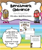 Benchmark Advance Kindergarten Review and Routines Anchor Charts Shared Writing