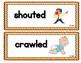 Benchmark Advance Kindergarten Weekly Vocabulary Cards Units 1 - 10: National