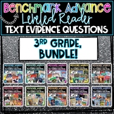 Benchmark Advance, Leveled Reader Companion Pages, 3rd Gra