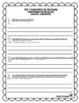 Benchmark Advance Leveled Reader Questions for Unit 1- 3rd (THIRD) Grade