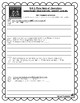 Benchmark Advance Leveled Reader Questions for Unit 2-  1st (FIRST) Grade
