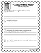 Benchmark Advance Leveled Reader Questions for Unit 3-  2nd (SECOND) Grade