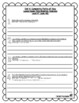 Benchmark Advance Leveled Reader Questions for Unit 4- 3rd (THIRD) Grade