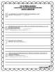 Benchmark Advance Leveled Reader Questions for Unit 6- 3rd (THIRD) Grade