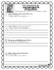 Benchmark Advance Leveled Reader Questions for Unit 8-  1st (FIRST) Grade