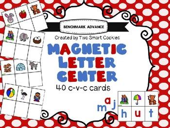 Benchmark Advance Magnetic Letter C-V-C Center