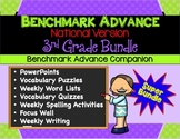 Benchmark Advance (National): Third Grade Super Bundle