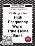 3a. Benchmark Advance  Kindergarten High Frequency Take-Home Book