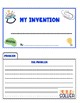 Benchmark Advance (Out of Ca.) 2nd Grade Unit 5 Invention Project (Tab-it)