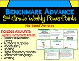 Benchmark Advance PowerPoint Companion - Second Grade (National)