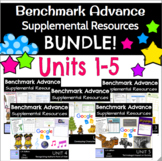 Benchmark Advance  Resources B U N D L E *UNITS 1-5