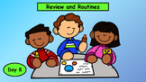 Benchmark Advance, Review and Routines, 1st Grade