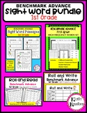 Benchmark Advance SIGHT WORD BUNDLE for 1st Grade