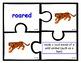 Benchmark Advance Second (2nd) Grade Vocabulary Puzzles Units 1 - 10