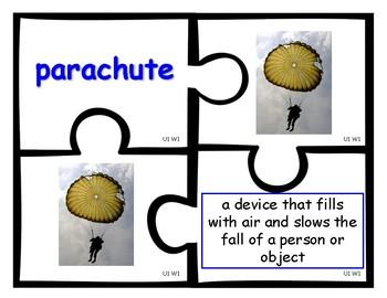Benchmark Advance Second Grade Vocabulary Puzzles (National)
