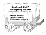 """Benchmark Advance Second Grade """"The Oregon Trail"""" Extension Activity"""