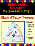 Benchmark Advance Second Grade Unit 10 States of Matter Project (California)