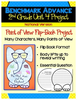 Benchmark Advance Second Grade Unit 4 Point of View Project (National)