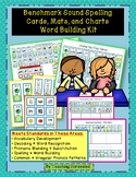 Benchmark Advance Sound Spelling Cards and Word Building K