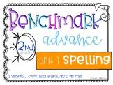 Benchmark Advance Spelling Grade 2 Unit 7