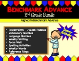 Benchmark Advance (California) Super Bundle for Second (2nd) Grade