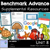 Benchmark Advance Supplemental Resources Unit 8 Water: Fact or Fiction