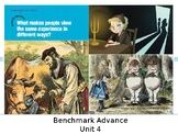 Benchmark Advance Supports - Third Grade - Unit 4 - Everything You Need!