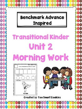 Benchmark Advance TK Morning Work Unit 2