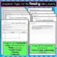 Benchmark Advance Close Reading Companion Pages * Grade 3 Growing Bundle