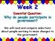 Benchmark Advance Third Grade PowerPoint Companion Units 1 - 10