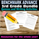 Benchmark Advance Third Grade. Reading Comprehension &Writing WHOLE YEAR BUNDLE