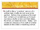 """Benchmark Advance Third Grade """"Unit 1 Week 1 - Lesson 12"""" - Teaching Supports"""