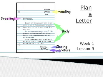 """Benchmark Advance Third Grade """"Unit 1 Week 1 - Lesson 9"""" - Teaching Supports"""