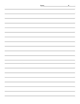 Benchmark Advance Third Grade Unit 9 Unit Write