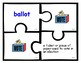 Benchmark Advance Third Grade Vocabulary Puzzles Units 1 - 10 (National)