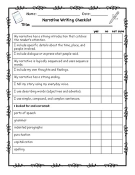 Benchmark Advance- Out of CA users- Third Grade Weekly Writing - Units 1 - 10