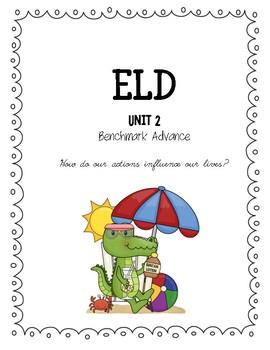 Benchmark Advance 3rd Grade Unit 2 ELD Companion